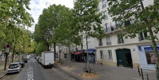 Local Commercial - Boulevard Charonne - Paris 20