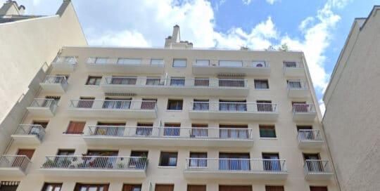 Vente aux Enchères Appartement Rue de Lourmel Paris