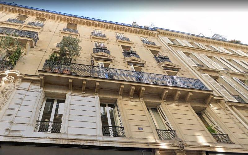 Vente aux Enchères Appartement - Rue de Grenelle - Paris