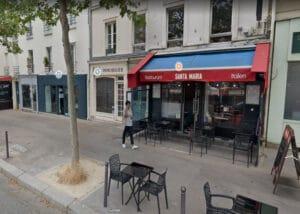 Fonds de Commerce Restaurant - Avenue du Maine Paris 15e