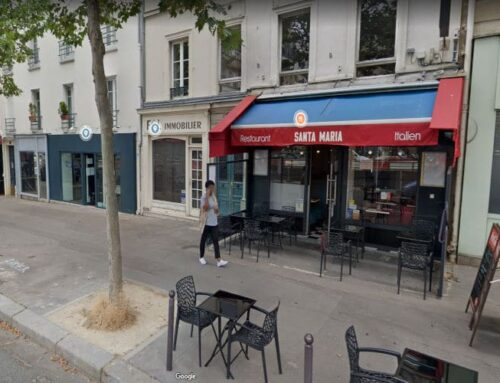Fonds de Commerce Restaurant – Avenue du Maine Paris 15e
