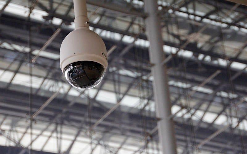Installation de caméras vidéo-surveillance dans un restaurant
