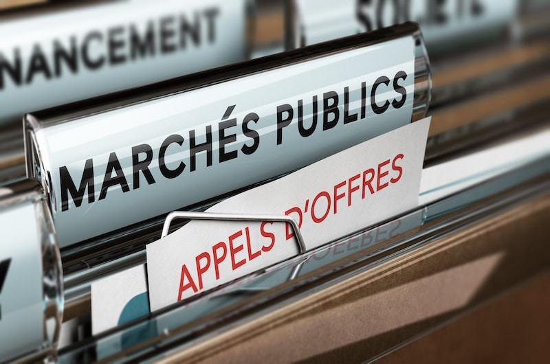 procédure passation marché public