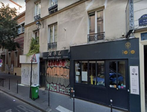 Fonds de Commerce Restaurant en Liquidation Judiciaire – Rue Saint Martin 75003 Paris