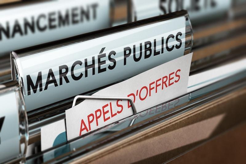 régularisation marché public