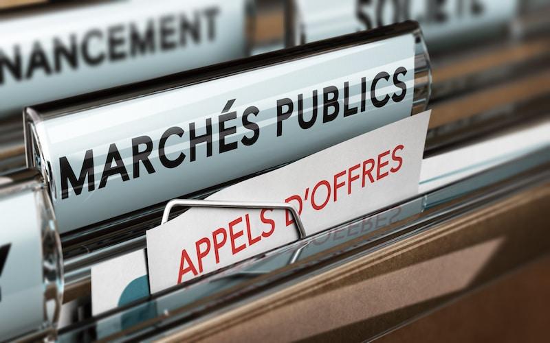 information marché public