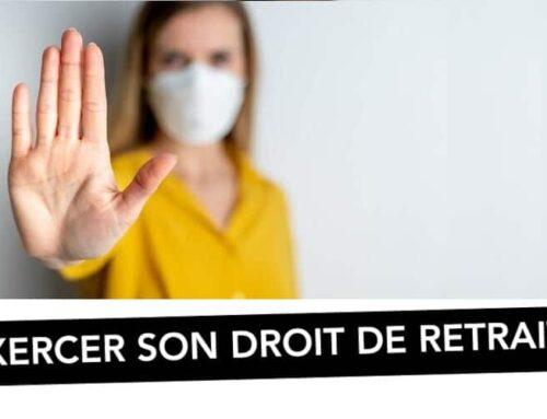 Droit de Retrait – Intervention de Maître Bruno Guillier