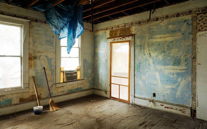 Que faire en cas d'abandon de chantier ?