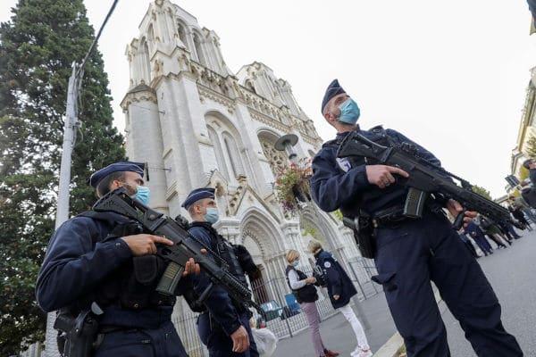 Apologie du terrorisme en France