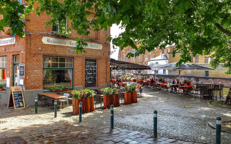 Les nouvelles règles en matière de terrasses pour les bars et restaurants